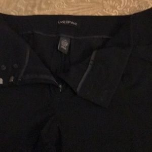 NWOT Lane Bryant black dress pants 18P
